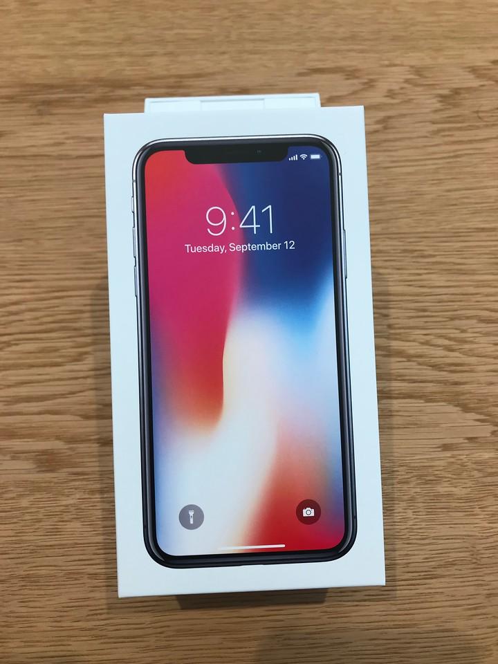 iPhone X Singapore