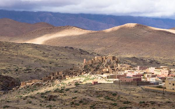Berber fortress