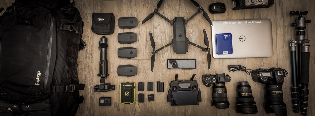 Packing Advice for Travel Photography