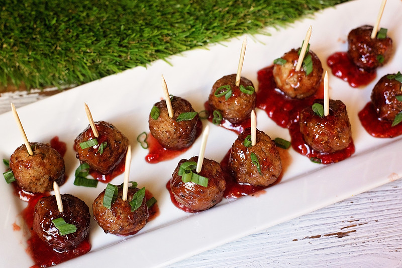 Cooked Perfect Meatballs