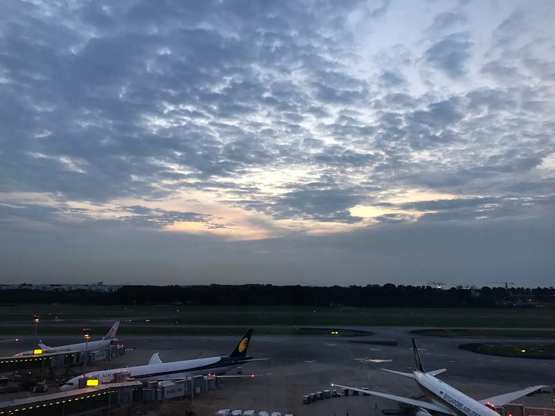 Crowne Plaza Changi Airport Staycation