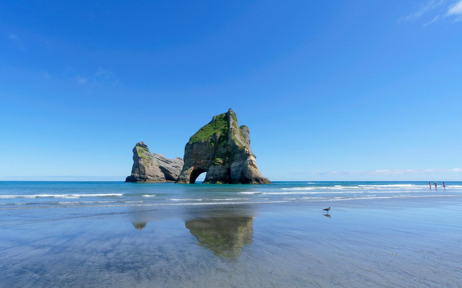 New Zealand - Archway Island
