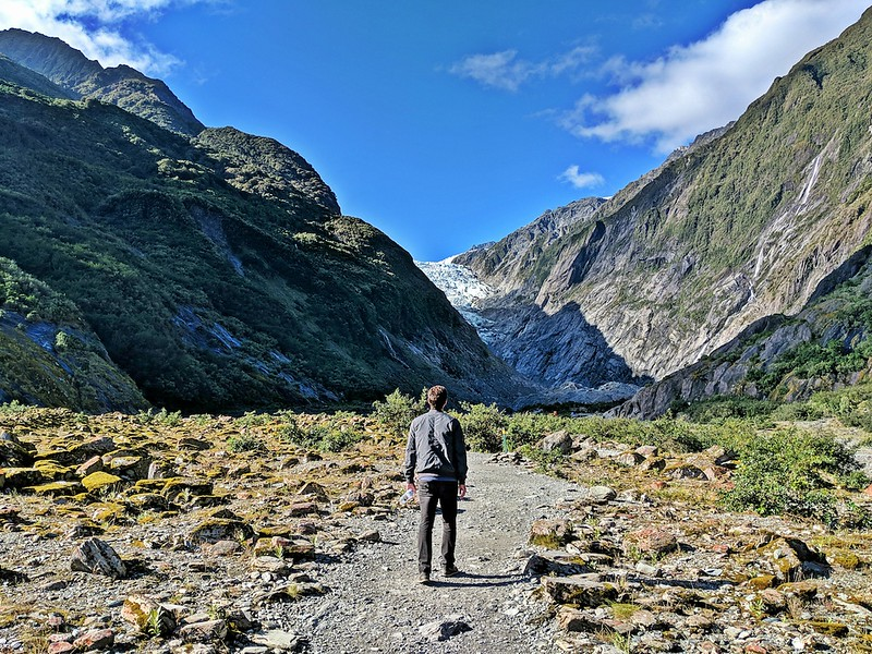 8 Day New Zealand Road Trip - Franz Josef Glacier walk