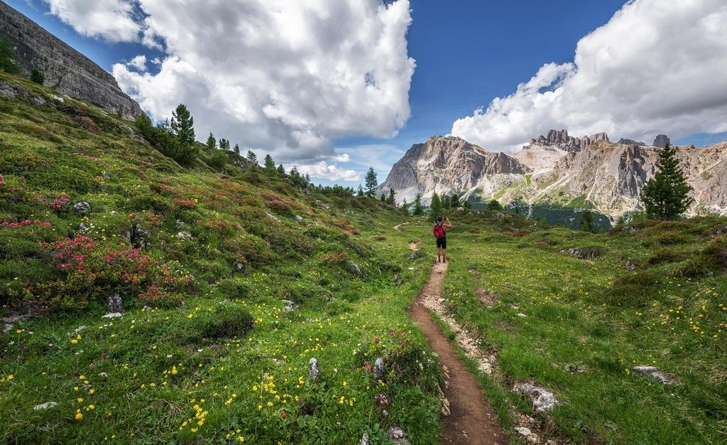 best treks in the world - appalachian trail