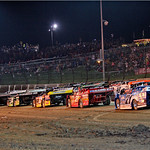 The Starting Field 4 Wide