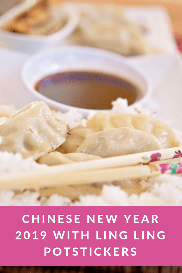 Do you celebrate Chinese New Year? Bring Ling Ling's amazing flavorful potstickers into your home this new year as a way to celebrate #LingLingAsian #LL #ad