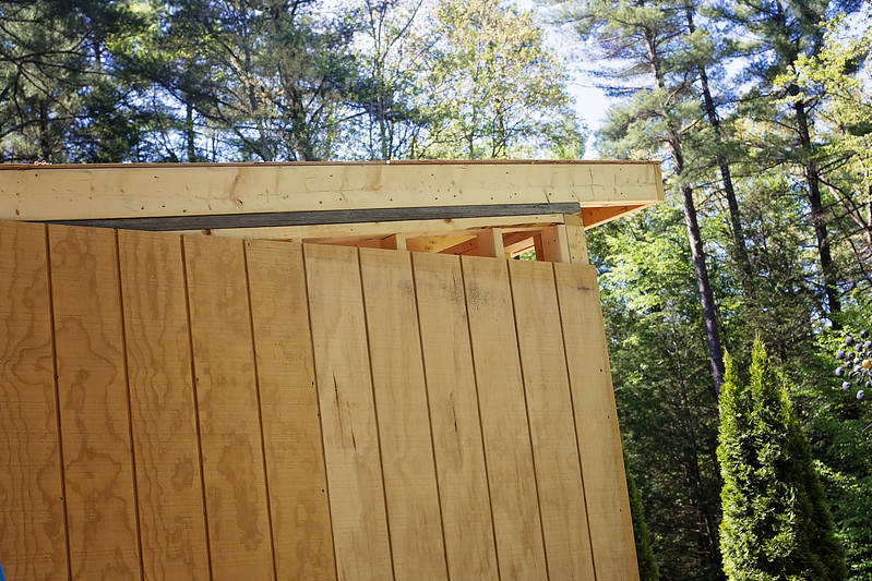 We Made This Our Diy Chicken Coop Roofing Project