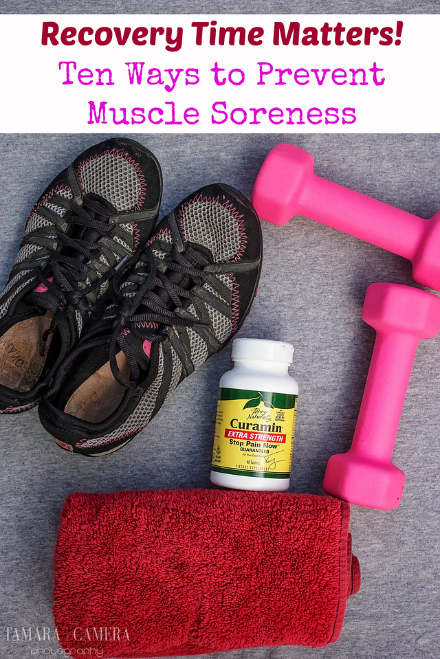 One thing about getting older that has surprised me is how common chronic pain is in our lives. Try on these tips to avoid muscle soreness. #StopPainNow #ad