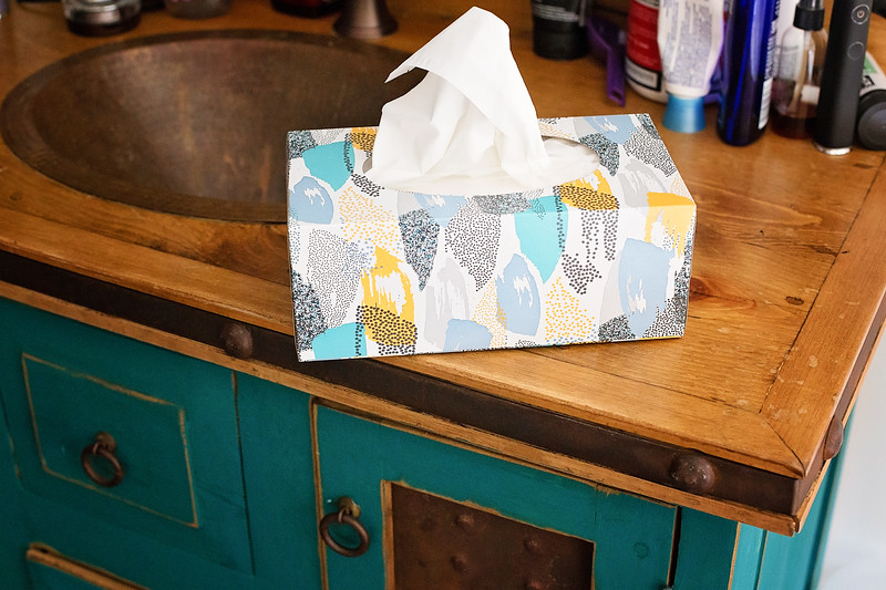 #AD Back to school season can be fun. 10 ways we get ready for back to school such as stocking up on essentials like Member's Mark Brand 2-ply Facial Tissue