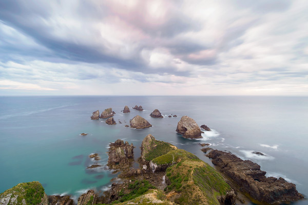 New Zealand -  Nugget Point | on the edge the South Island