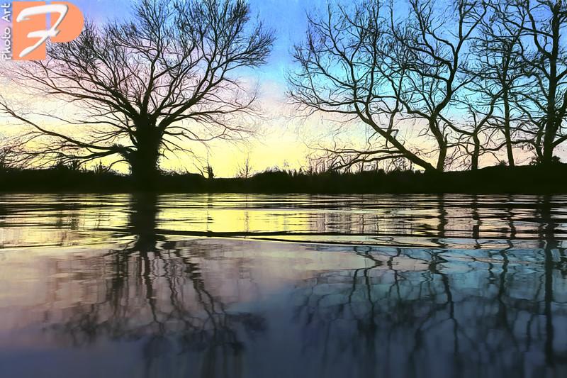 Natural Reflections & Ripples