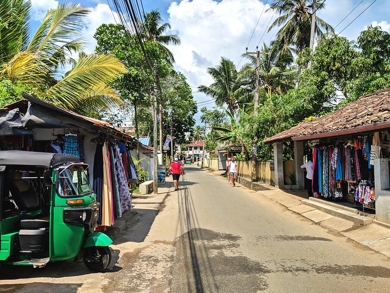 Affordable Beach Destination - Unawatuna, Sri Lanka view