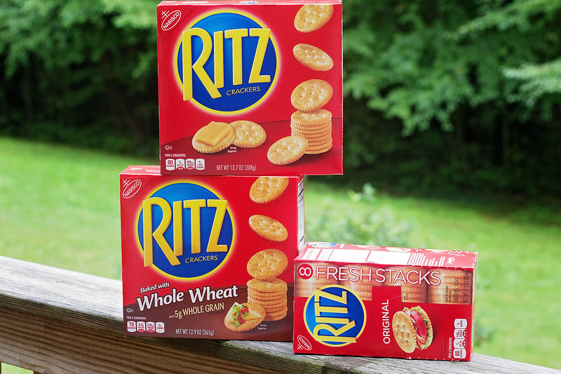 TWO RITZ ibotta offers at Walmart right now