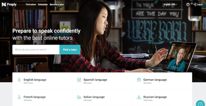Teach Or Be Tutored In New Languages Online Using Preply
