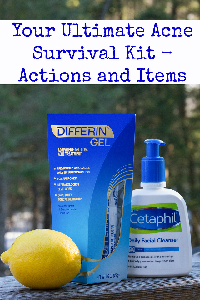 Do you have adult acne? Differin® Gel is the 1st and only prescription strength retinoid available over the counter for acne. #BeforeDifferinJourney #ad