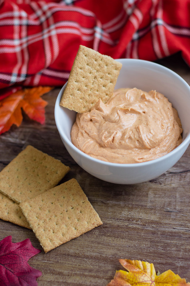This Pumpkin Cookie Dip recipe is perfect for pumpkin parties, get togethers, school events, after school snacks and also, just cause. It's a fall favorite!