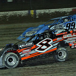 8 Kyle Stickler 99 Ricky ThorntonJr
