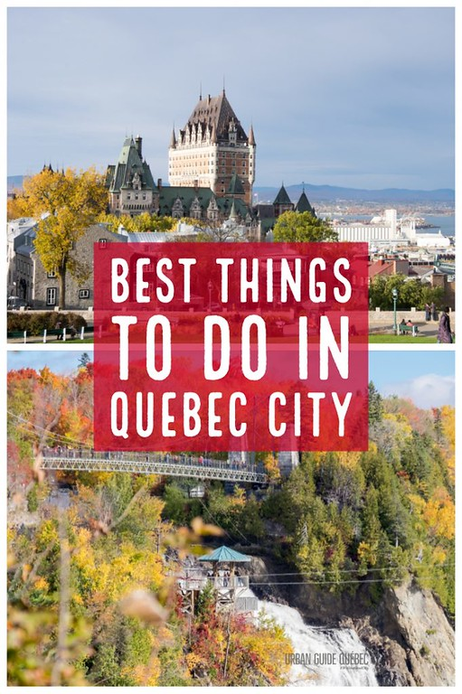Best Things to Do in Quebec City