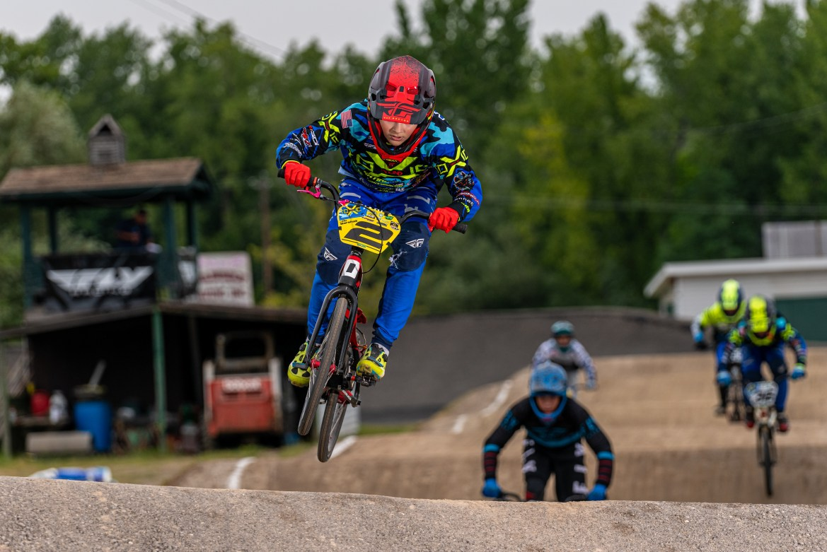 Kingston Point BMX – State Qualifier – 8-7-2021