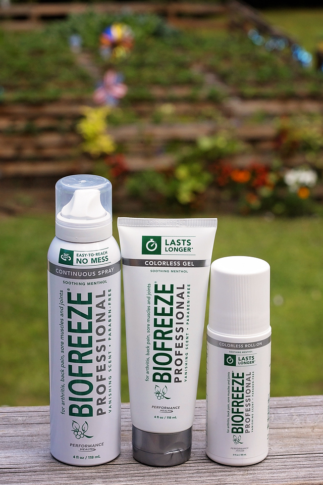 Do you live a life of adventure too? If you need quality products for joint pain and aches, Biofreeze® Topical analgesics will help #ad #BiofreezePainRelief