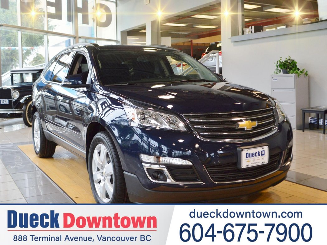 hight resolution of  2017 chevrolet traverse for sale in vancouver british columbia