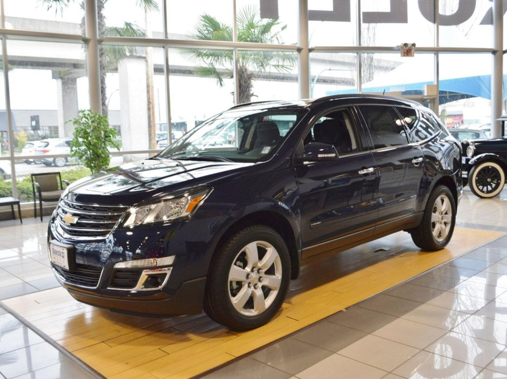 medium resolution of  2017 chevrolet traverse for sale in vancouver british columbia