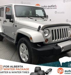 2012 jeep wrangler unlimited for sale in leduc alberta  [ 1050 x 787 Pixel ]