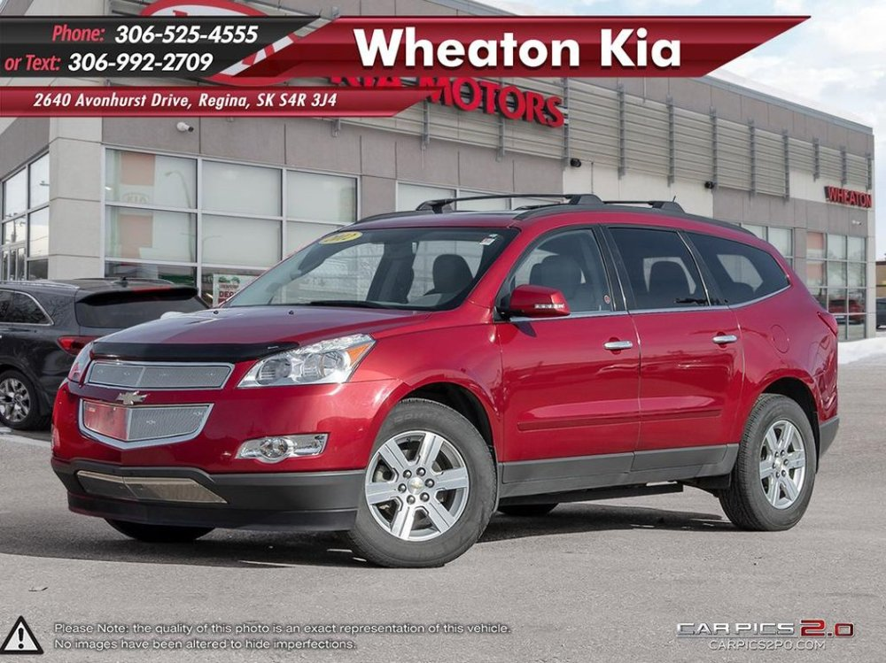 medium resolution of  2012 chevrolet traverse for sale in regina saskatchewan