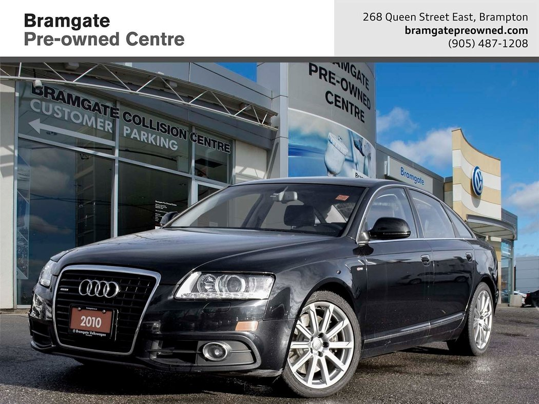hight resolution of  2010 audi a6 for sale in brampton ontario