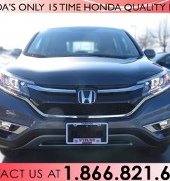 2016 honda cr v for sale in hamilton ontario  [ 1050 x 787 Pixel ]