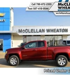 2018 gmc canyon for sale in camrose alberta  [ 1050 x 787 Pixel ]