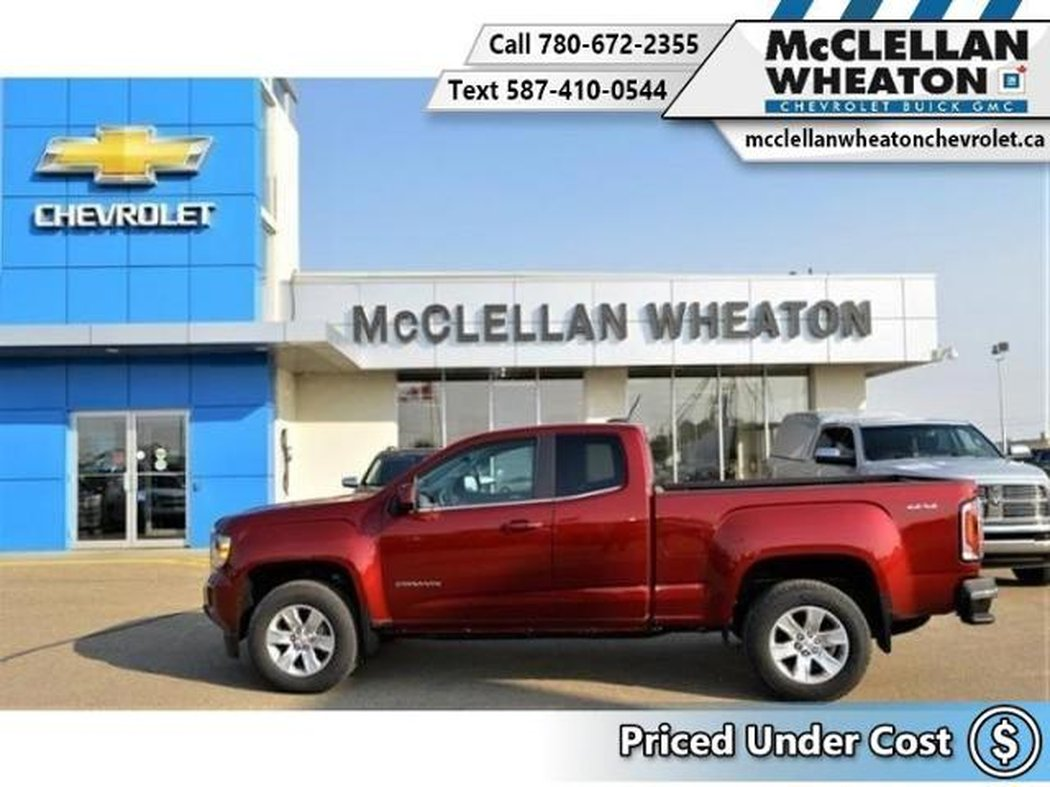 hight resolution of  2018 gmc canyon for sale in camrose alberta