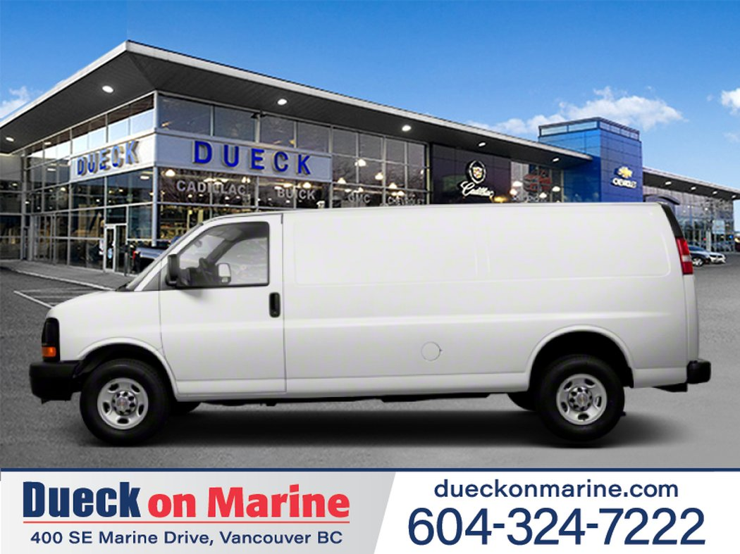 hight resolution of 2012 chevrolet express cargo van for sale in vancouver british columbia