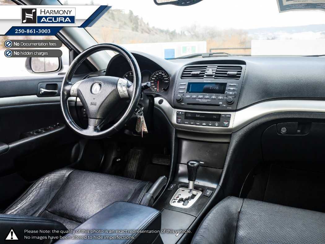 hight resolution of  2004 acura tsx for sale in kelowna british columbia