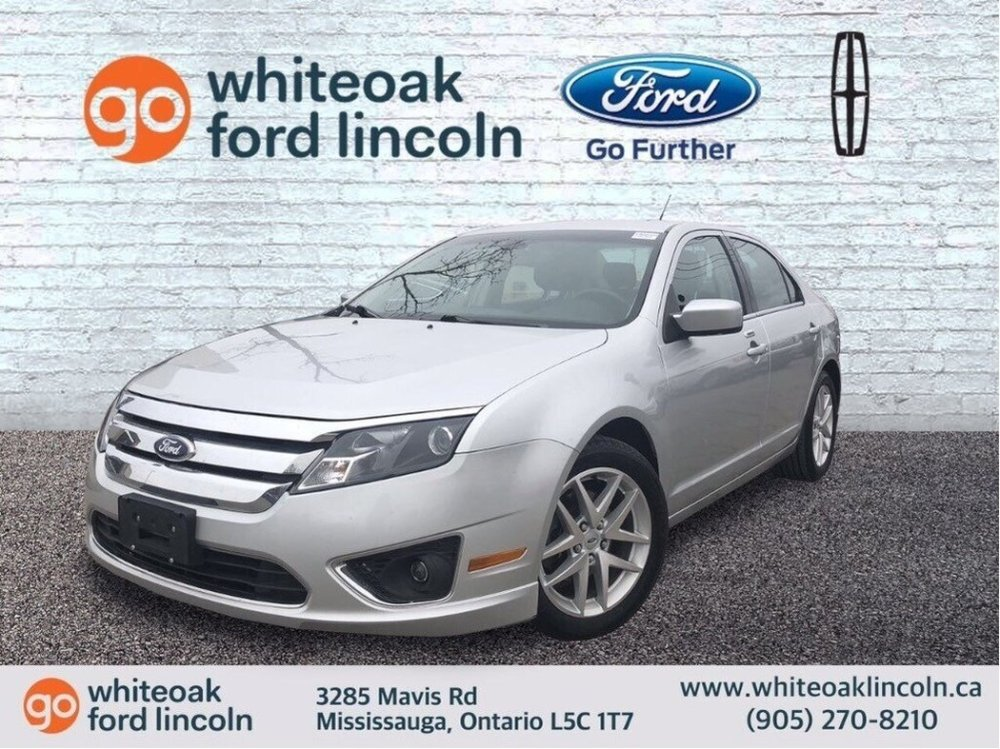 medium resolution of  2011 ford fusion for sale in mississauga ontario