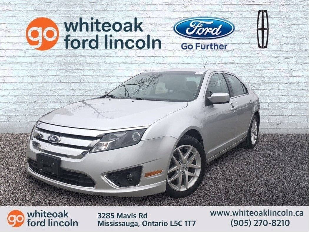 hight resolution of  2011 ford fusion for sale in mississauga ontario