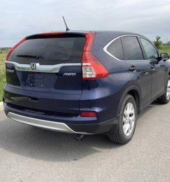 2015 honda cr v for sale in orleans ontario  [ 1050 x 787 Pixel ]
