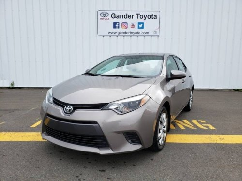 small resolution of  2015 toyota corolla for sale in gander newfoundland and labrador