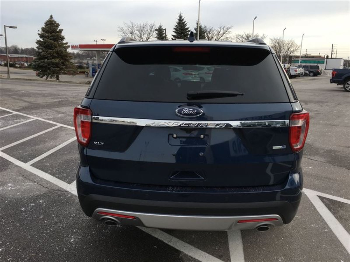 2016 Ford Explorer for sale in Oakville, Ontario