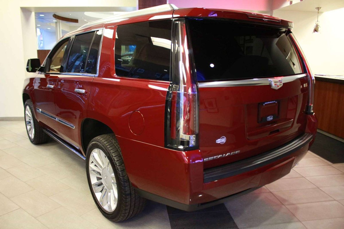 2016 Cadillac Escalade for sale in Edmonton, Alberta