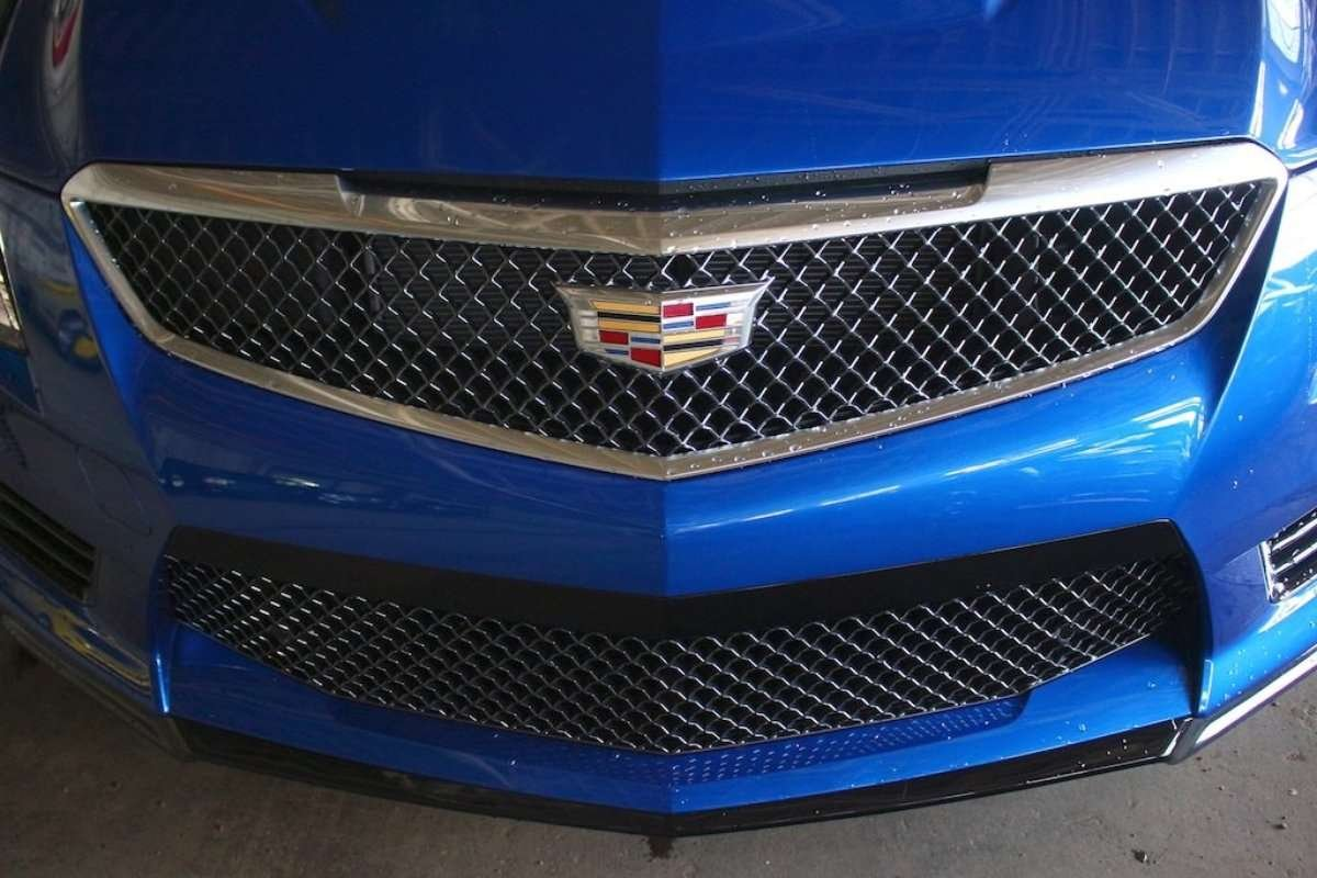 2016 Cadillac ATS-V for sale in Edmonton, Alberta