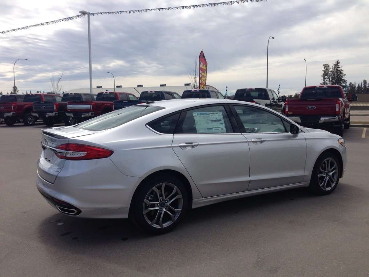 2017 Ford Fusion for sale in Barrhead, Alberta