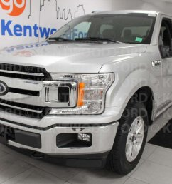 meet our exceptional 2018 ford f 150 xlt supercrew 4x4 shown off in ingot silver powered by a proven 5 0 litre v8 that offers 395hp while paired with an  [ 1200 x 800 Pixel ]
