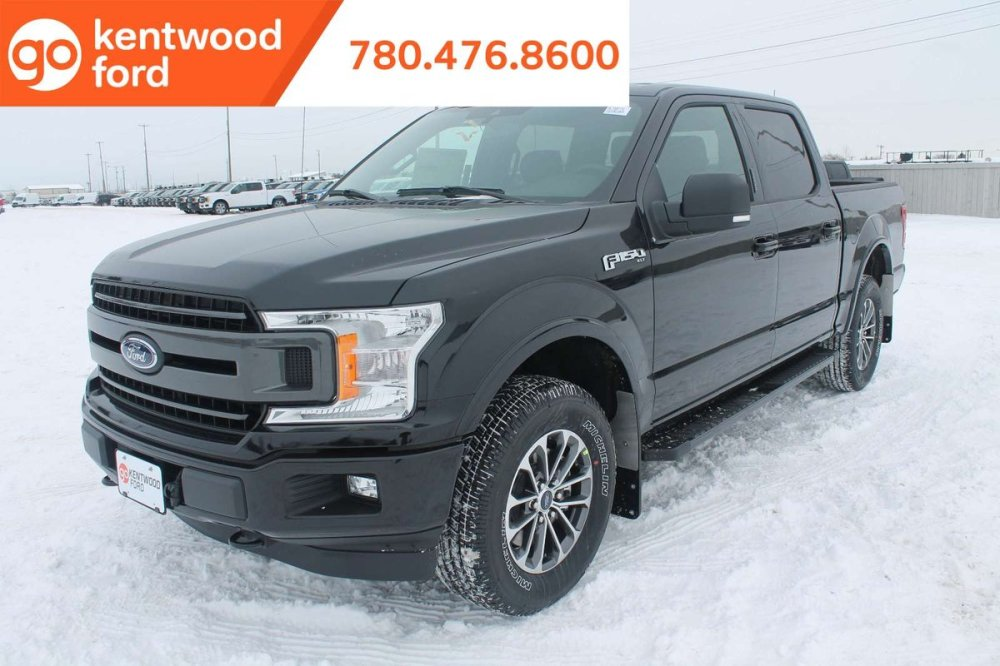 medium resolution of climb into our 2019 ford f 150 xlt supercrew 4x4 in agate black powered by a turbocharged 2 7 ecoboost v6 that offers an astonishing 325hp while connected