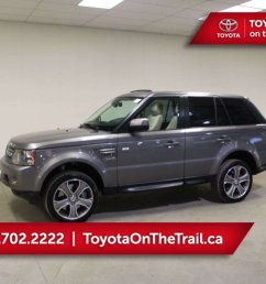 land rover range rover sport supercharged 510hp panoramic sunroof leather nav heated seats wheel rear dvd smart key awd  [ 1200 x 798 Pixel ]