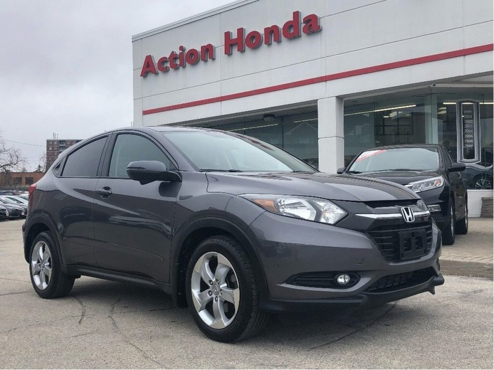 medium resolution of 2016 honda hr v ex