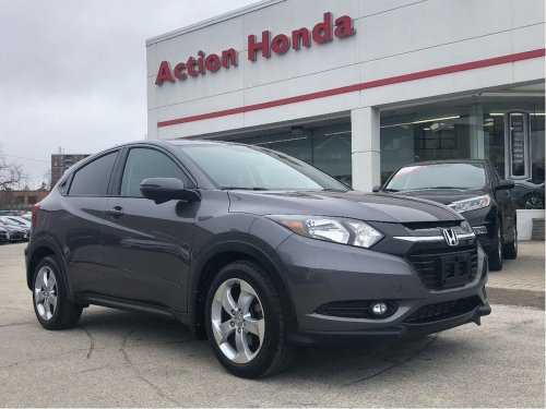 small resolution of 2016 honda hr v ex