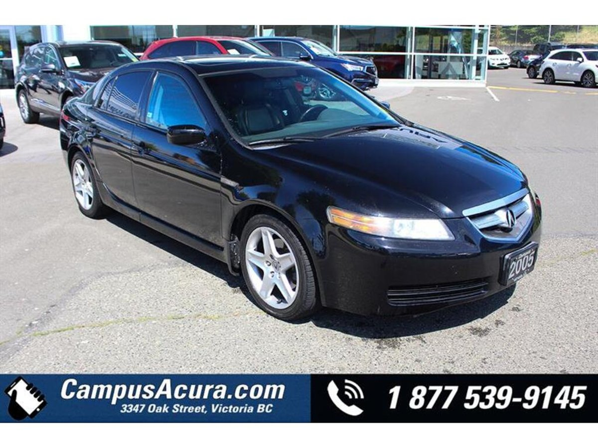 hight resolution of  2005 acura tl for sale in victoria british columbia