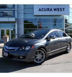 2010 acura csx for sale in london ontario [ 1200 x 900 Pixel ]
