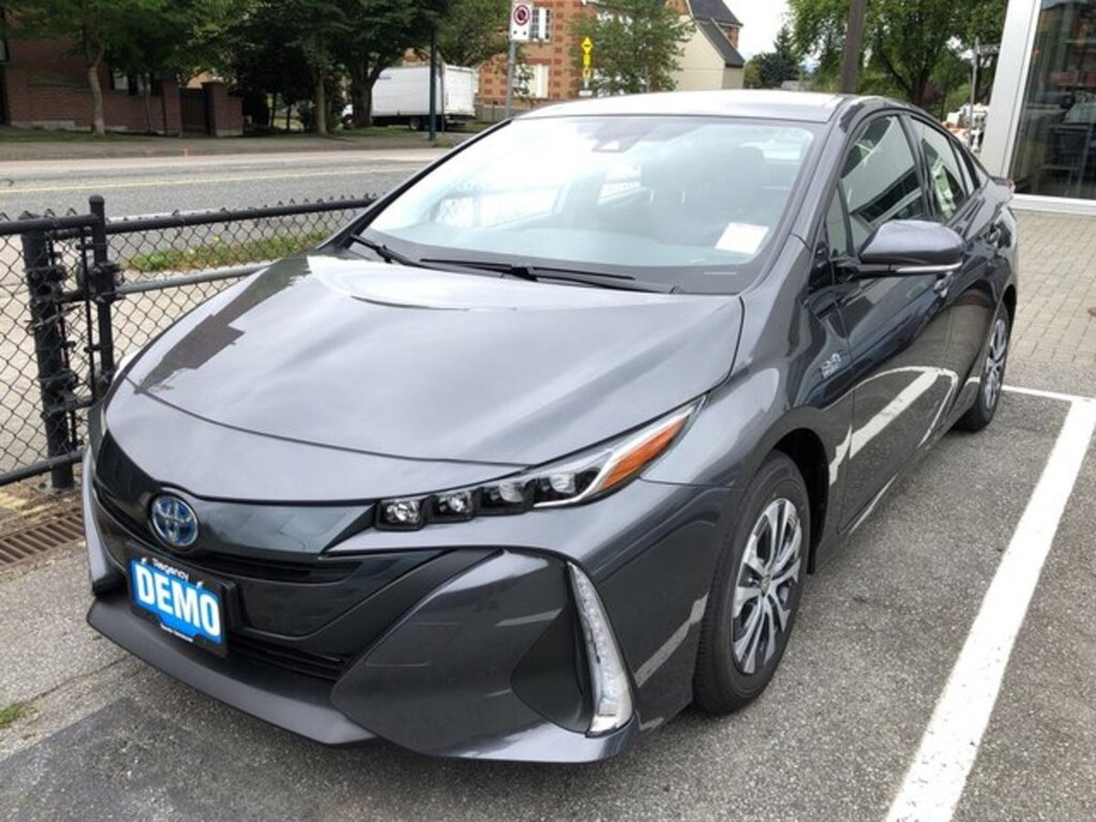 2020 Toyota Prius Prime for sale in Vancouver
